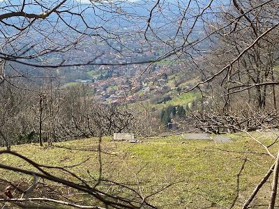 View over Sorisole.