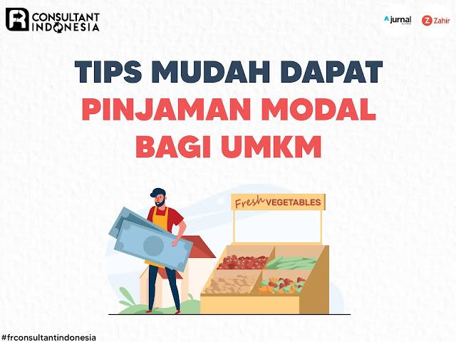 Tips Mudah Dapat Pinjaman Modal UMKM
