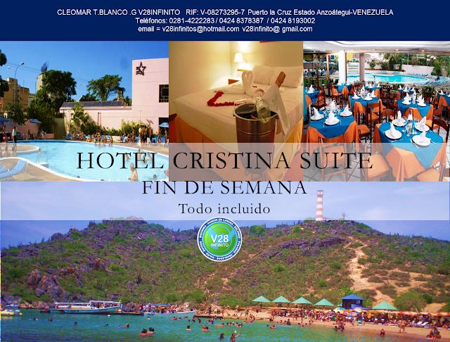 imagen Fin de semana Hotel Cristina Suite