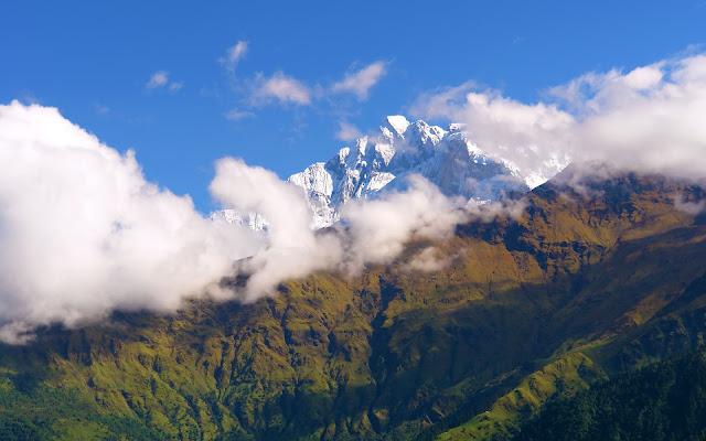 Annapurna Trekking in Autumn 2016