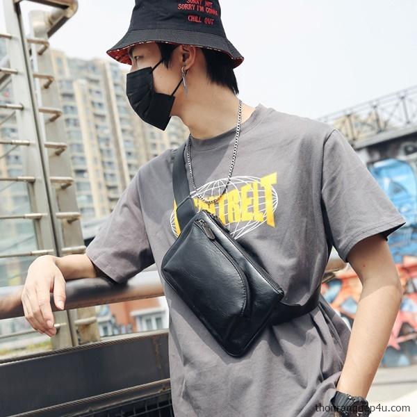 Túi đeo chéo nhỏ gọn thời trang trẻ trung cao cấp DF289
