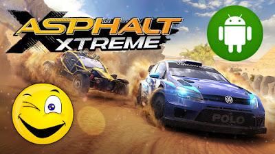 أخيرا تم إطلاق لعبة الاندرويد اسفلت إكستريم asphalt xtreme وهي لعبة سباق السيارات ! فسارع فتحملها وتجربتها