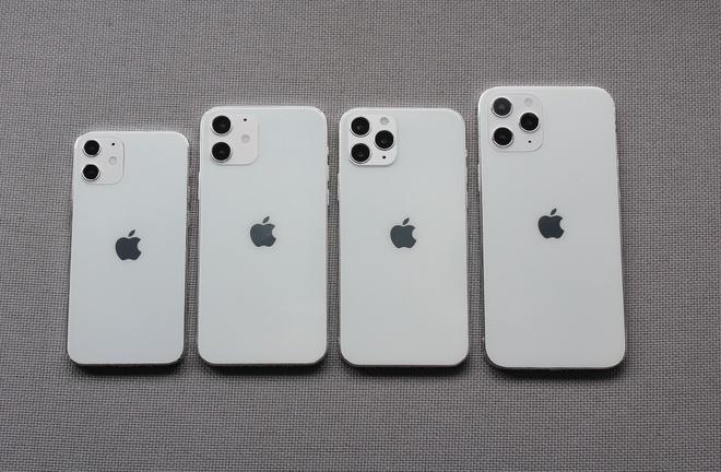 Thêm ảnh về iPhone 12, có màu mới
