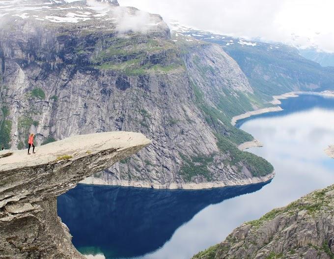 Trolltunga hike Noorwegen: mijn ervaring