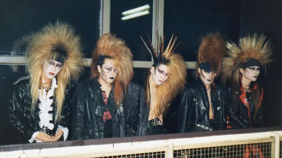 The Band X Japan In 1980s As Seen Documentary We Are Photo Drafthouse Films