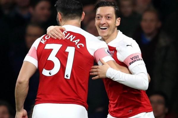 Tampil Perkasa, Arsenal Hajar Bournemouth di Emirates Stadium