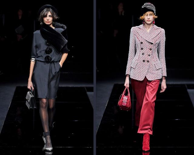 Giorgio Armani показ моды Pre-Fall 2020 1
