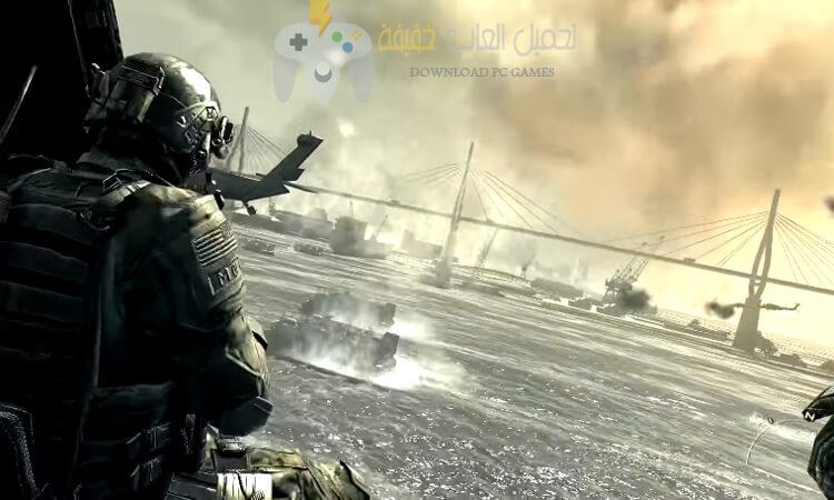 تحميل لعبة Call Of Duty MW 3 برابط مباشر
