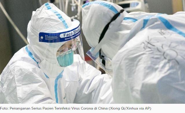 WN China Suspect Virus Corona, RSHS Bandung Trending