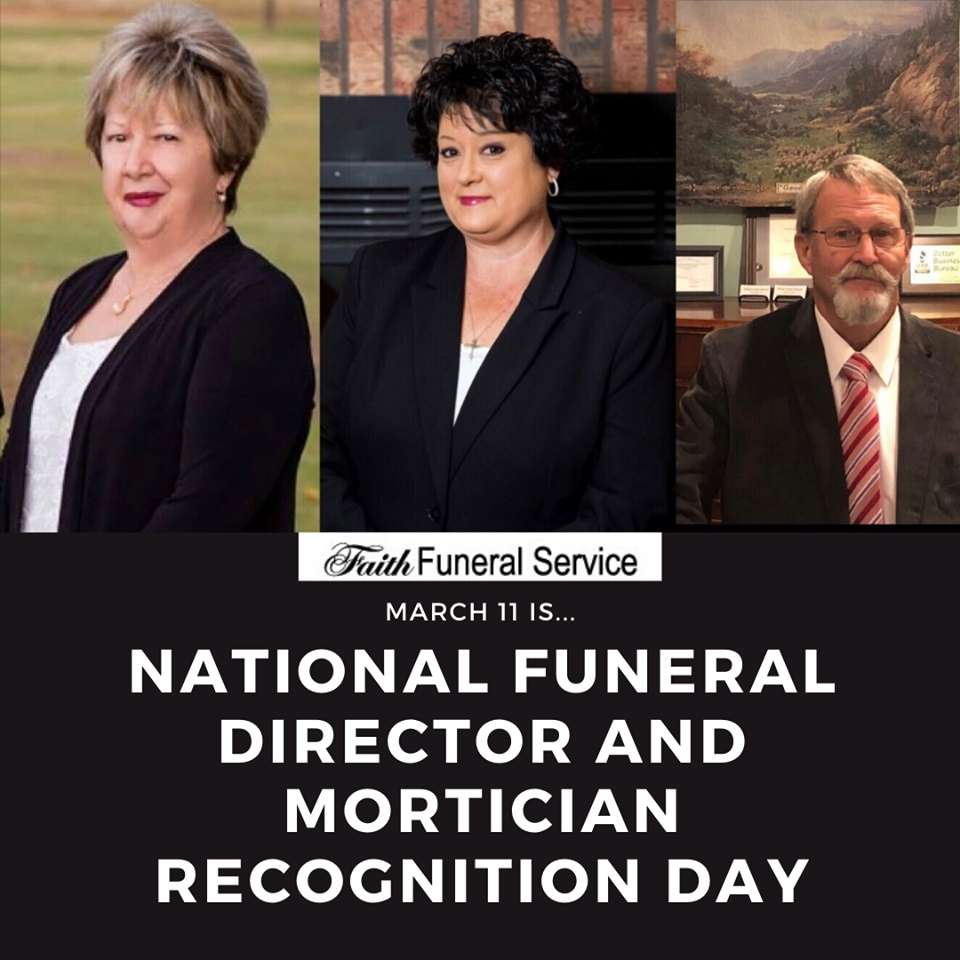 National Funeral Director and Mortician Recognition Day Wishes Images