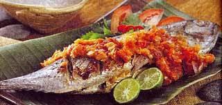 Ikan Bakar Khas Manokwari
