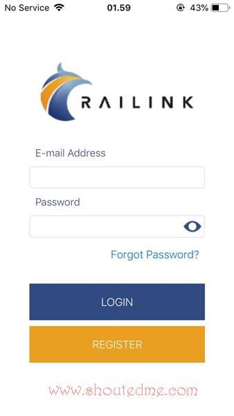 tampilan aplikasi railink-min