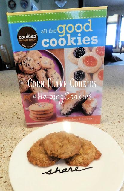 Cornflake Cookies pin