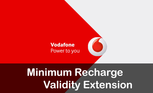 What is Vodafone's Minimum Validity Extension Recharge of 2019 -2020 - What is Vodafone's Minimum Validity Extension - Vodafone expired validity renewal recharge amount - Rs.35 offer details Vodafone - Kerala Vodafone minimum validity recharge amount latest 2019 -20 - how to re-enable discontinued services in Vodafone sim card -