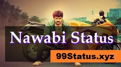 99+ Royal Nawabi Attitude Status Shayari in Hindi 2020