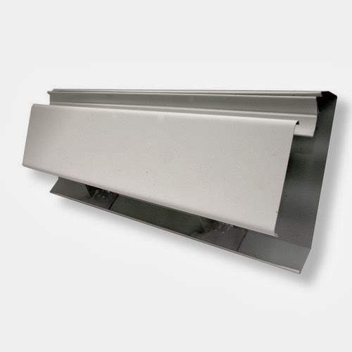 baseboard dummy cover