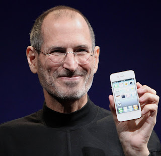 Late Apple Founder Steven Jobs Renounced Christianity And Stopped Going To Church Because Of Biafra
