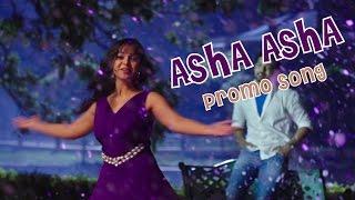Asha Asha Song Promo __ Padesave Telugu Movie __ Karthik, Nitya Shetty, Sam Zahida, Vishwa
