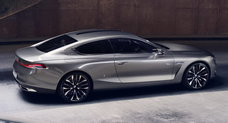 bmw working on new 8 series flagship coupe report says. Black Bedroom Furniture Sets. Home Design Ideas