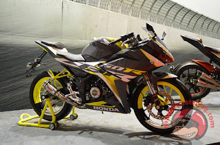 Modifikasi Cbr All New 150
