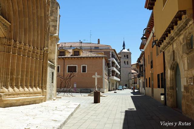 San Juan Bautista, Casa de las Bolas, Santa María