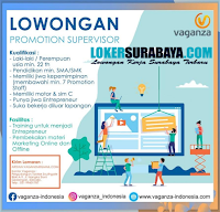 Loker Surabaya Terbaru di Vaganza Indonesia Oktober 2019