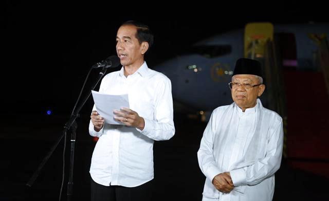Soal Duit Ratusan Triliun, Ma'ruf: Harusnya Umat Islam Terima Kasih ke Jokowi!
