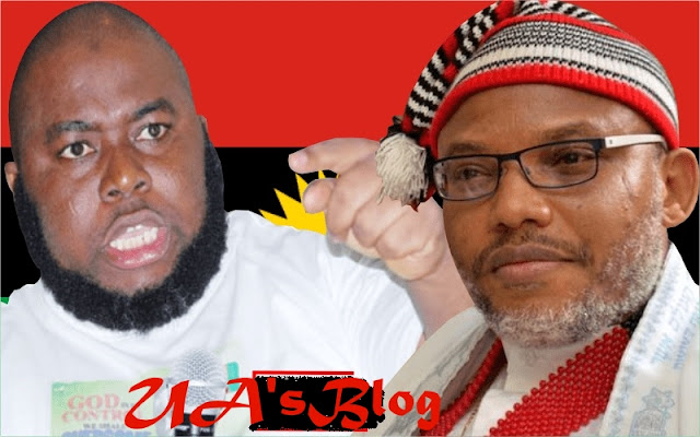 "Ekweremadu: ""You're a Frankenstein Monster!"" – Asari Dokubo Destroys Nnamdi Kanu [PICS]"