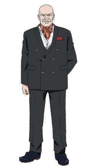 Unsho Ishizuka como Dino Golzine