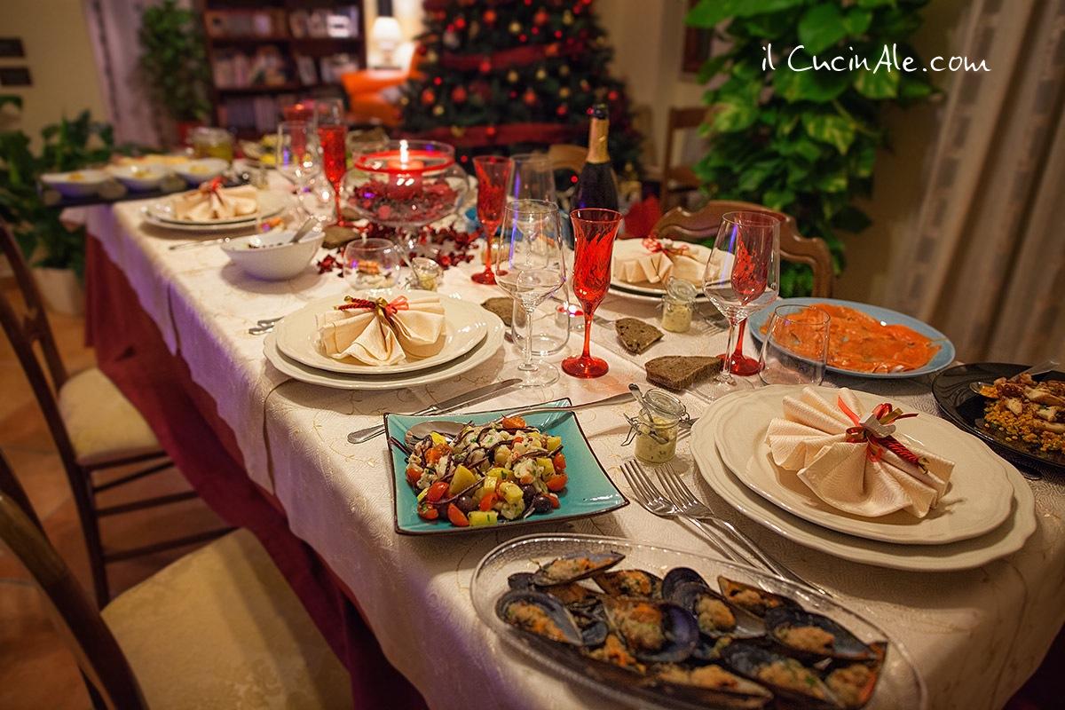 Menu Di Natale Per 30 Persone.Ricette E Consigli Per Una Cena A Base Di Pesce Il