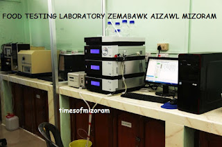 FOOD TESTING LABORATORY ZEMABAWK AIZAWL MIZORAM
