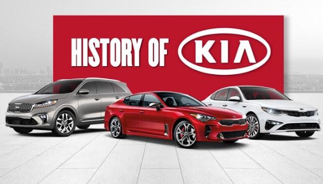 Sejarah Berdirinya Mobil KIA