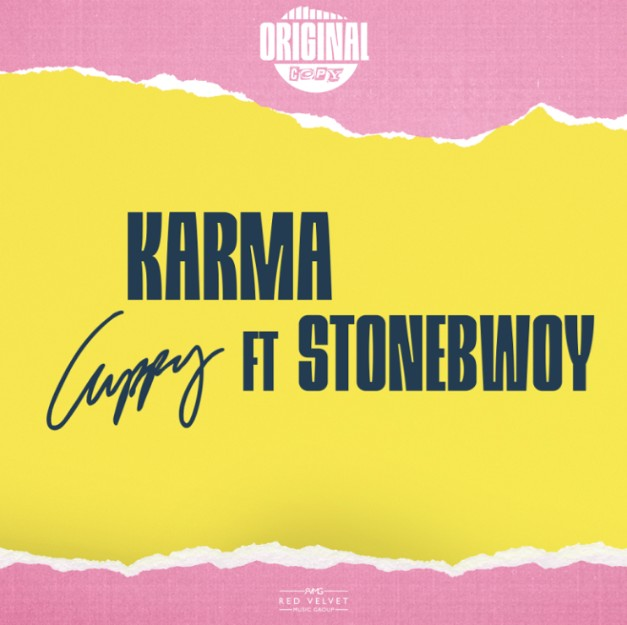 """Cuppy – """"Karma"""" ft. Stonebwoy (Mp3 Download)"""