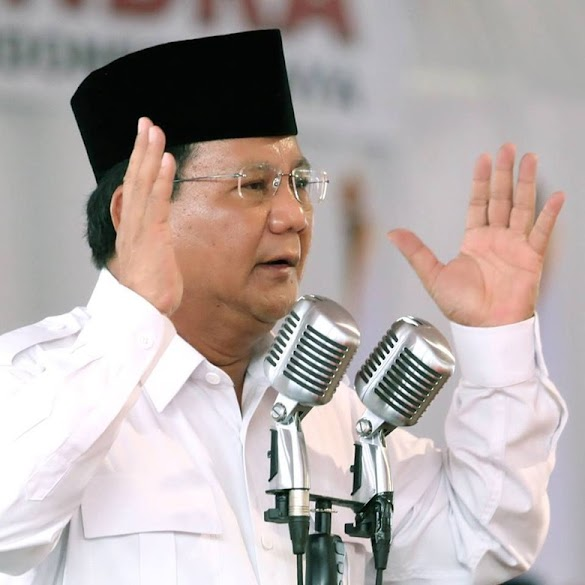 Prabowo akan Salat Id Bareng Fadli Zon di Hambalang