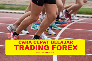 cara cepat mudah efektif belajar trading investasi saham forex indonesia Expert Advisor EA robot trading profitable