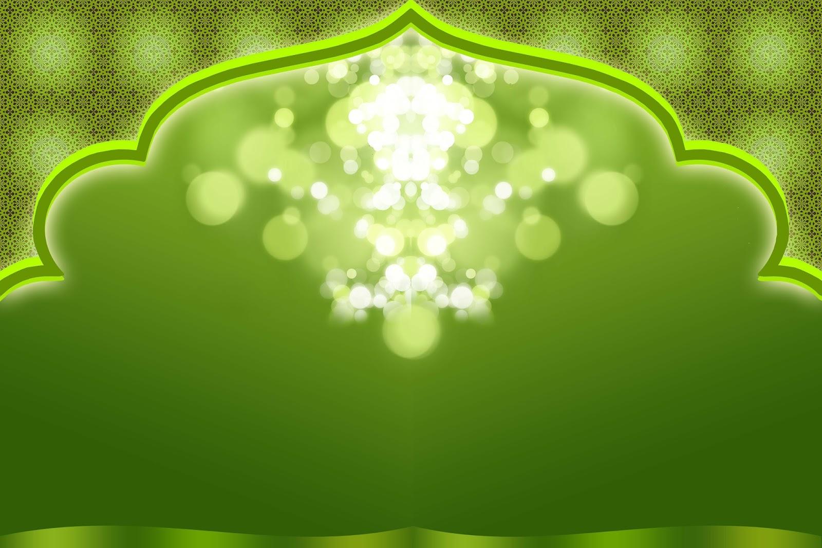 background islami modern