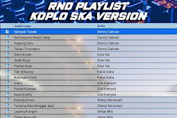 Koplo SKA Soundtrack - PES 2017