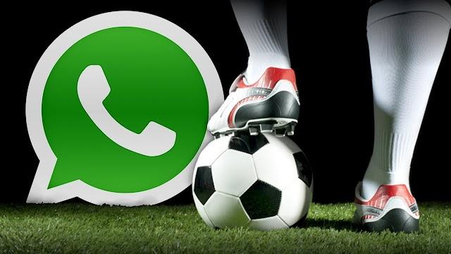 Grupos de WhatsApp de Futebol - Futebol ao vivo