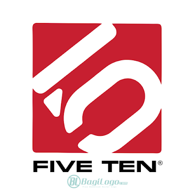 Five Ten Footwear Logo Vector