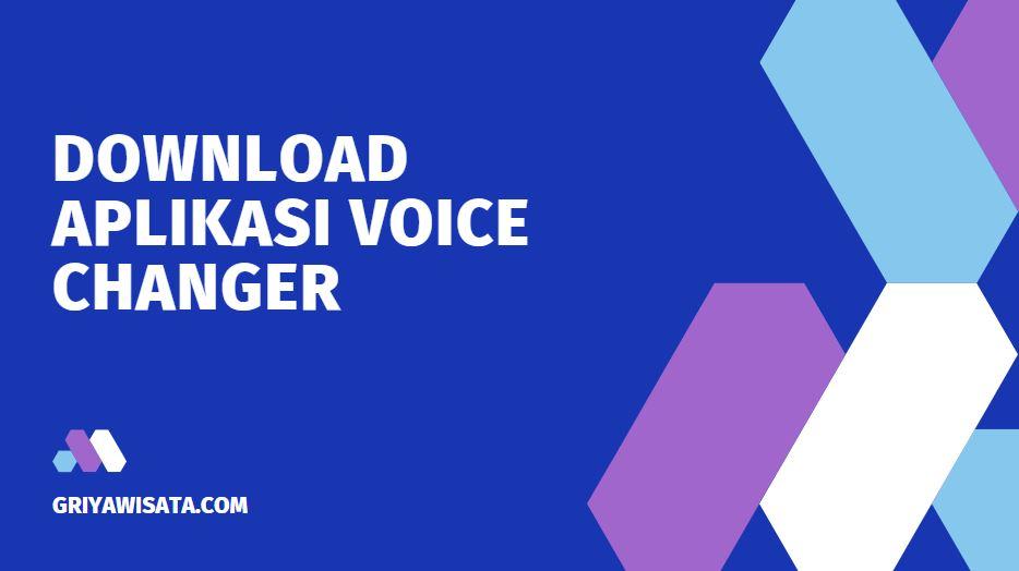link download voice changer untuk pc