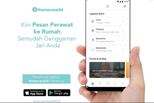 Layanan Homecare24