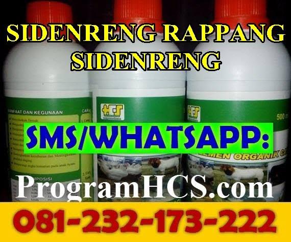 Jual SOC HCS Sidenreng Rappang Sidenreng