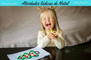 Atividades lúdicas de Natal para a Educação Infantil de acordo com a BNCC