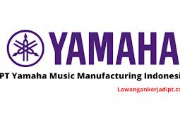Lowongan Kerja PT Yamaha Music Manufacturing Indonesia 2021