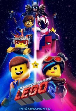La Gran Aventura LEGO 2 (2019) Online Latino hd