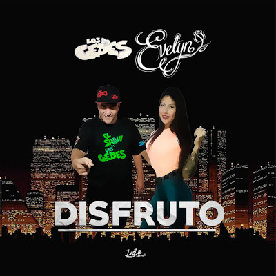 LOS GEDES FT EVELYN - DISFRUTO