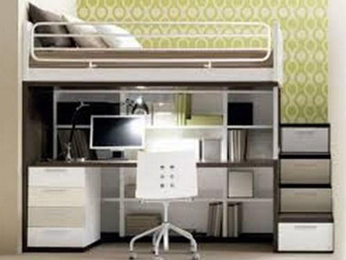 Wall beds ecuador 30 fotos de decoraci n de dormitorios - Habitaciones en espacios reducidos ...