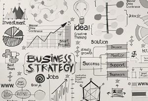 strategi bisnis adalah