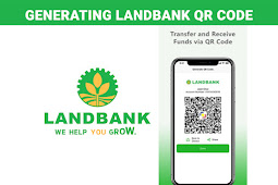 How to Generate Landbank QR Code via Mobile App