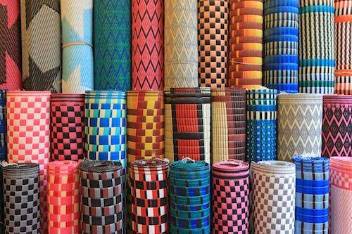 Art, natte, culture, famille, cérémonie, tradition, décoration, siège, cour, LEUKSENEGAL, Dakar, Sénégal, Afrique
